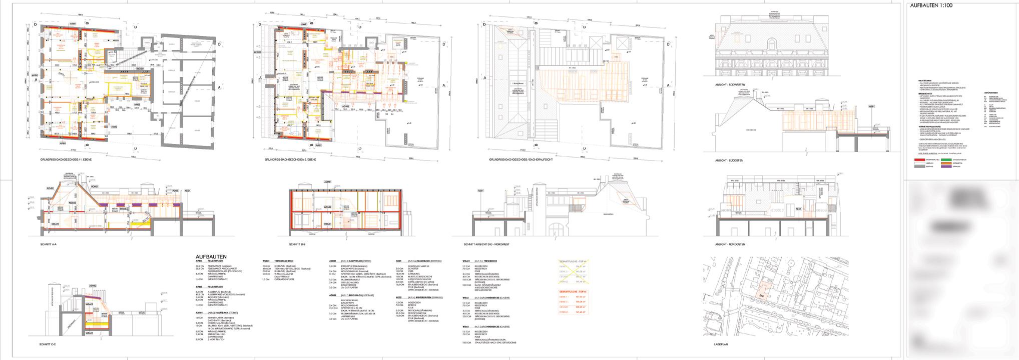 technisches zeichnen planstandard planen sie mit uns. Black Bedroom Furniture Sets. Home Design Ideas